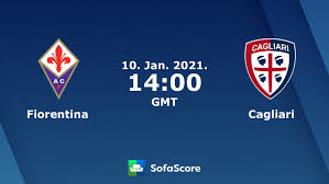 Fiorentina Cagliari live score, video stream and H2H results - SofaScore