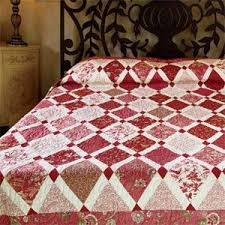 Best 25+ Lap quilt patterns ideas on Pinterest | Easy quilt ... & Harlequin: FREE Classic Diamond Lap Quilt Pattern Adapted from a Quilt  Designed by SUSAN GUZMAN Adamdwight.com