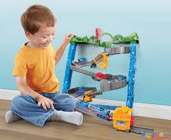 Tàu hỏa Thomas & Friends, món đồ chơi không thể thiếu của bé