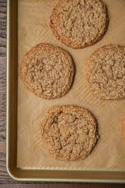 the ultimate oatmeal cookies in just