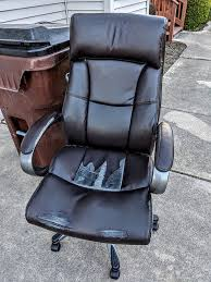 old office chair.  Old Spare A Moment In Your Day To Think Upon My Now Old Office Chair  Pictured Above Which Is About Take Its Journey The Great Beyond Which This  On Old Office Chair K