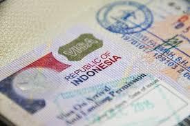 Hasil gambar untuk foto visa republic of indonesia