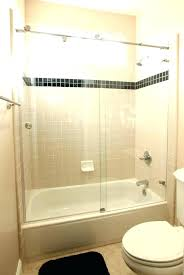 frosted purple glass tub tub shower door best tub shower doors ideas on tub glass door
