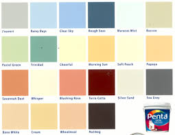 Penta Weathershield Gallon Assorted Colours