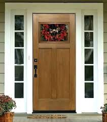 craftsman double front door. Dark Wood Front Door Craftsman Style Doors  . Double B