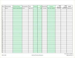 Firearm Inventory Template – Apptality