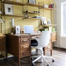 vintage desks for home office. Home Office Take A Tour Of This 1960s House In Yorkshire Housetohomeco Vintage Desks For N