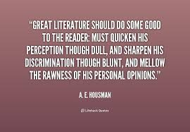 Literature Quotes Awesome 48 Great Literature Quotes QuotePrism