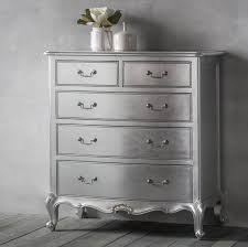 silver chest of drawers. Frank Hudson Chic Silver 23 Drawer Chest Of And Drawers