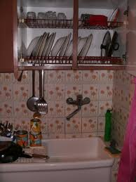 Over The Sink Drying Rack Kitchen Nice Dish Drying Rack For Dinnerware Organizer Idea
