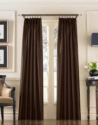 Silk Curtains For Living Room Marquee Faux Silk Pinch Pleat Drapery Curtainworkscom