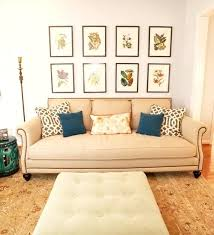 behind couch decor design dilemma what to hang on the big wall your sofa in plan 9 blue decorating ideas