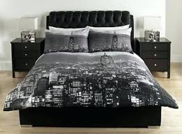 full size of black and white duvet covers single stripe cover grey new city double bedding