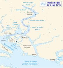 Burrard Inlet Depth Chart Jervis Inlet Wikipedia