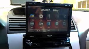 JENSEN VM9314 CAR STEREO INSTALL IN MY TOYOTA CAMRY SOLARA ...