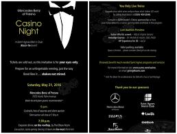 Black Tie Event Invitations Yamsixteen