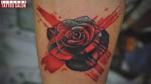 значение татуировки роза история и смысл кому подходит