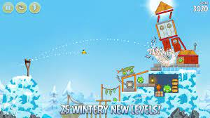 Angry Birds Seasons 4.3.2 Mod Apk (Unlimited Money)