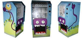 Monster Vending Machine Cool Vending Machine Monster By Xelpasox On DeviantArt