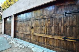 wood garage doors wood garage barn doors wardloghome for The ...