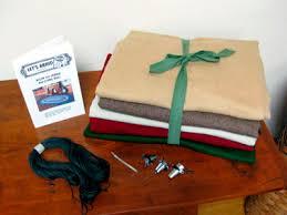 beginner braided rug kit