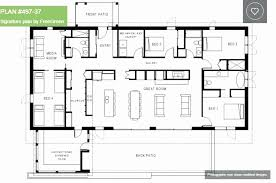 single story house plans south africa inspirational simple 4 bedroom house plans modern 4 bedroom house
