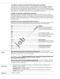 Grad School Resume Graduate School Resume Templates Academic Resume Template For 45
