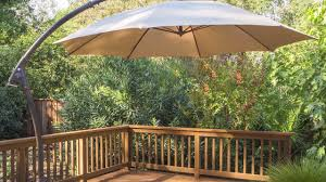 offset patio umbrella costco expensive proshade 11ft cantilever umbrella instruction