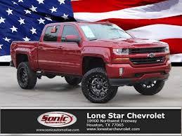 Cajun Red Tintcoat 2018 Chevrolet Silverado 1500: Used Truck for ...