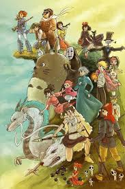 5 Ghibli lessons to life