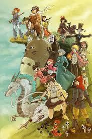 5 Ghibli lessons to life