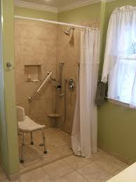handicap accessible bathroom showers. handicap accessible showers spaces traditional with barrier free shower ceramic bathroom o