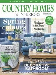 country homes and interiors. Country Homes \u0026 Interiors - March 2017 And