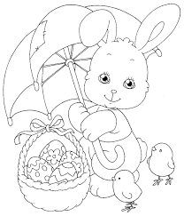 Disegni Di Pasqua Le Uova Da Stampare E Colorare Foto Mamma