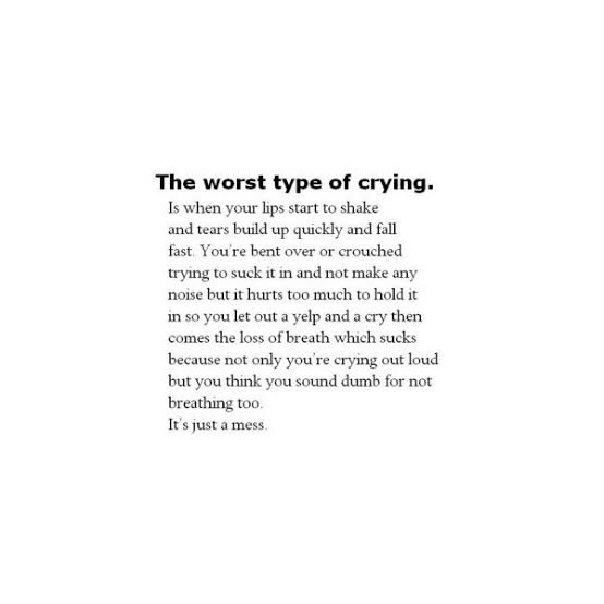 quotes about tears and sadness