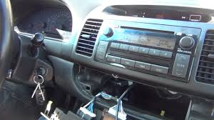 GTA Car Kits - Toyota Camry 2002-2006 install of iPhone, Ipod and ...