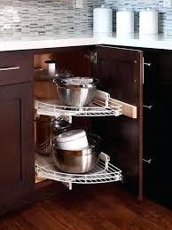 corner cabinet pull out blind corner pullout shelving unit