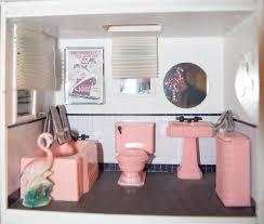 Pink bathroom | Miniature houses, Home decor, Decor