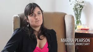 My Story - Marina Pearson, Founder of Divorce Shift - YouTube
