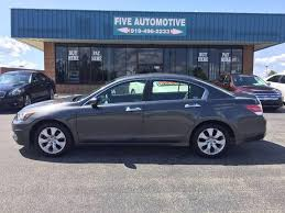 honda accord 2008. Perfect Accord 2008 Honda Accord For Sale At Five Automotive In Louisburg NC And A
