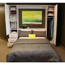 enjoy some more convenience through diy murphy bed