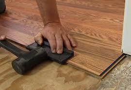 Innovative Installing Laminate Wood Flooring Install A Laminate Floor