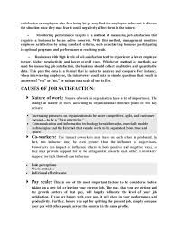 Job Satisfaction   PSYCH      Work Attitudes and Job     Social Work     HASSAN Page         A Study on Employee Job Satisfaction