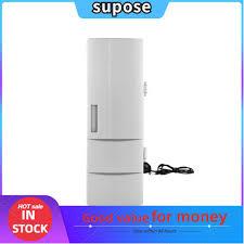 Tủ Lạnh Mini Cho Xe Hơi Cổng Sạc Usb