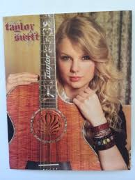 Small Picture Buy Taylor Swift Beautiful Close up With Taylor Guitar 16 x 20