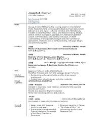 Resume Cv Template – Resume Web