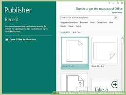 mothly calendar how to make a monthly calendar with microsoft publisher 14 steps