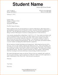 High School Teaching Cover Letter Hvac Cover Letter Sample Hvac
