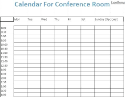 Meeting Calendar Template Velorunfestival Com