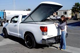 Truck Lids and Pickup Truck Tonneau Covers